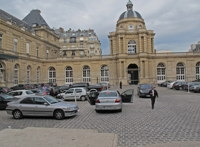 sénat,palais du luxembourg